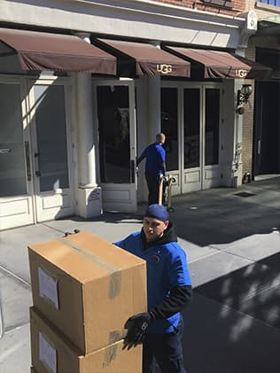Moving Services in New York